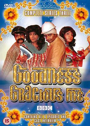 Rent Goodness Gracious Me: Series 3 Online DVD Rental