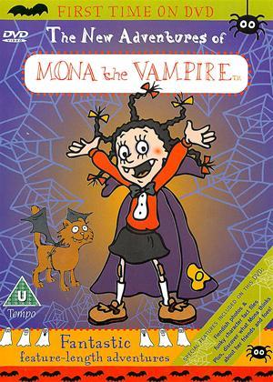 Rent The New Adventures of Mona the Vampire Online DVD Rental