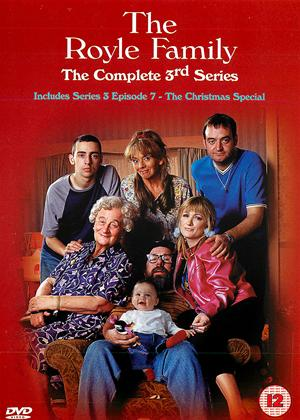 Rent The Royle Family: Series 3 Online DVD Rental