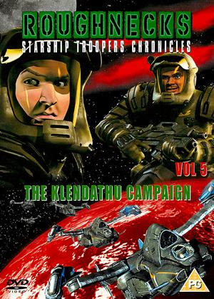 Rent Roughnecks: The Starship Troopers Chronicles: Vol.5 Online DVD Rental