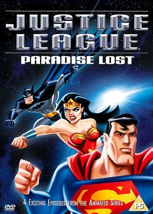 Rent Justice League: Paradise Lost Online DVD Rental