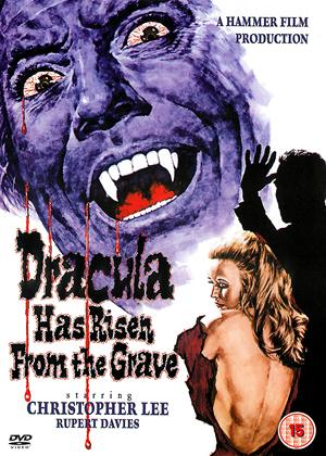 Rent Dracula Has Risen from the Grave Online DVD Rental