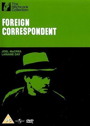 Rent Foreign Correspondent Online DVD Rental