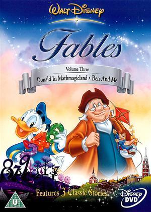 Rent Walt Disney Fables: Vol.3 Online DVD & Blu-ray Rental