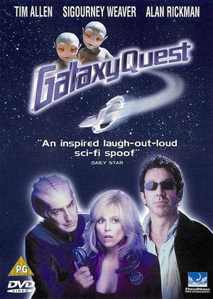 Galaxy Quest Online DVD Rental