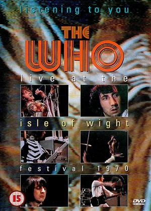 Rent The Who: Live at the Isle of Wight Festival 1970 Online DVD & Blu-ray Rental
