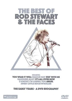 Rent The Best of Rod Stewart and the Faces Online DVD Rental