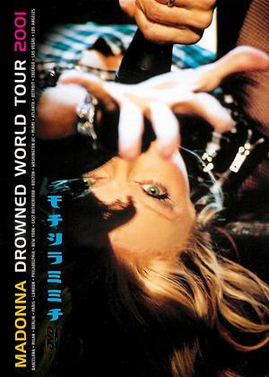 Rent Madonna: Drowned World Tour 2001 Online DVD Rental