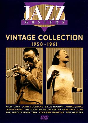 Rent Vintage Collection: Jazz Masters 1958-1961 Online DVD & Blu-ray Rental