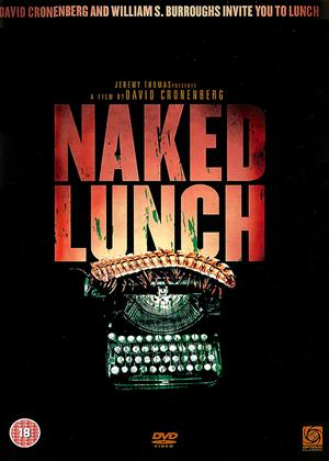 Naked Lunch Online DVD Rental