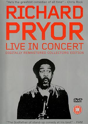Rent Richard Pryor: Live in Concert Online DVD & Blu-ray Rental