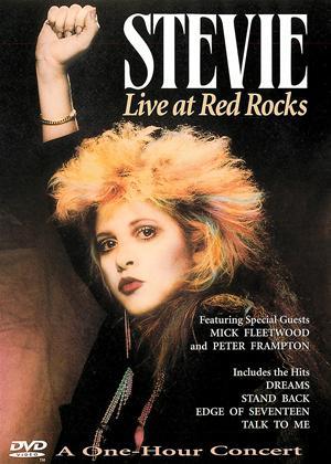 Rent Stevie Nicks: Live at Red Rocks Online DVD Rental