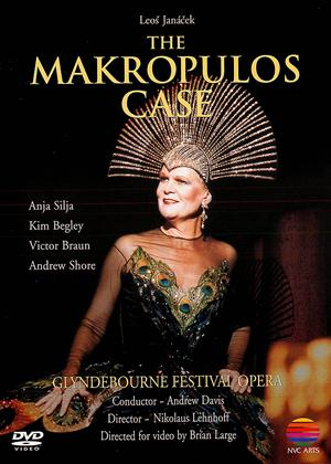 Rent The Makropulos Case Online DVD & Blu-ray Rental