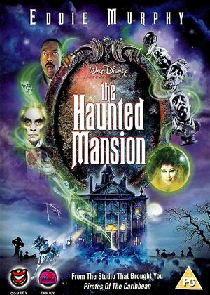 Rent The Haunted Mansion Online DVD Rental