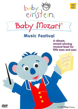 Rent Baby Mozart: Music Festival Online DVD Rental