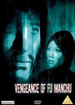 Rent Vengeance of Fu Manchu Online DVD Rental