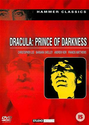 Rent Dracula: Prince of Darkness Online DVD Rental