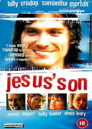 Rent Jesus' Son Online DVD Rental