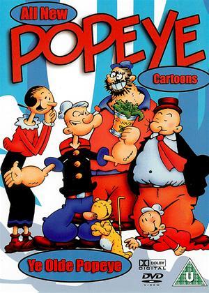 Rent Popeye: All New Popeye Cartoons: Ye Olde Popeye Online DVD Rental