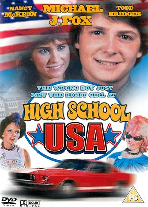 Rent High School USA Online DVD Rental