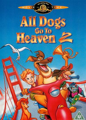 Rent All Dogs Go to Heaven 2 Online DVD Rental