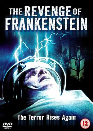 Rent The Revenge of Frankenstein Online DVD Rental