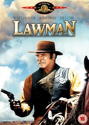 Rent Lawman (aka The Law Man) Online DVD & Blu-ray Rental