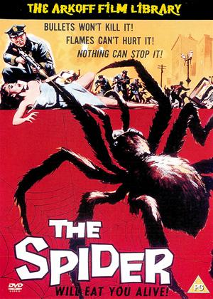Rent The Spider (aka Earth vs. the Spider) Online DVD Rental