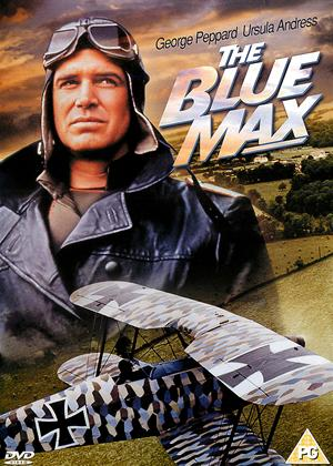Rent The Blue Max Online DVD Rental