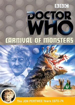 Rent Doctor Who: Carnival of Monsters Online DVD & Blu-ray Rental