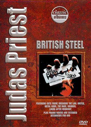 Rent Judas Priest: British Steel Online DVD Rental