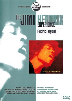 Rent Jimi Hendrix Experience: Electric Ladyland Online DVD Rental