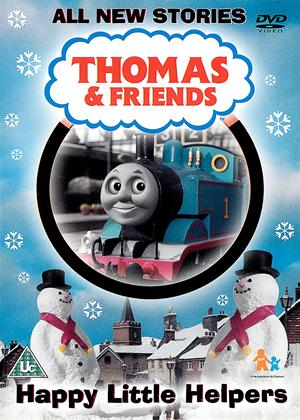 Rent Thomas the Tank Engine: Happy Little Helpers Online DVD Rental