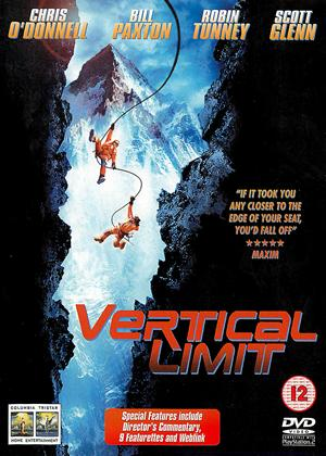 Vertical Limit Online DVD Rental
