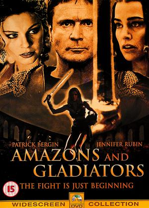 Rent Amazons and Gladiators Online DVD Rental