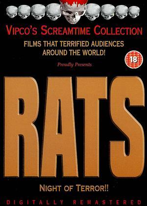 Rent Rats: Night of Terror (aka Rats - Notte di terrore) Online DVD Rental