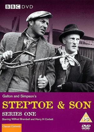 Rent Steptoe and Son: Series 1 Online DVD Rental
