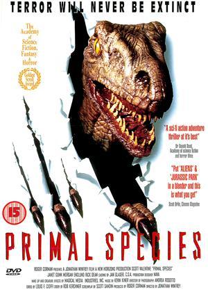 Rent Primal Species Online DVD Rental