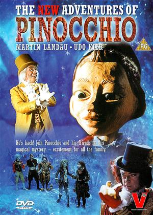 Rent The New Adventures of Pinocchio Online DVD Rental