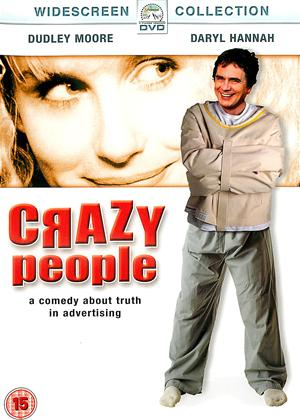 Rent Crazy People Online DVD Rental