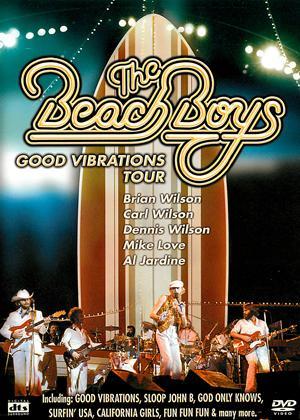 Rent The Beach Boys: Good Vibrations Tour Online DVD Rental