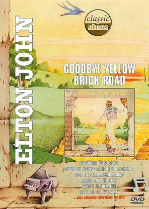 Rent Classic Albums: Elton John: Goodbye Yellow Brick Road Online DVD Rental