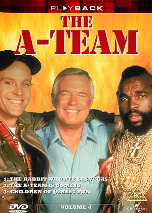 Rent The A-Team: Vol.4 Online DVD Rental