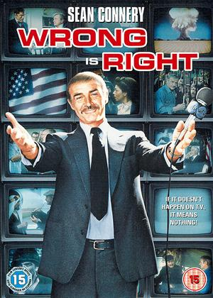 Rent Wrong Is Right Online DVD Rental