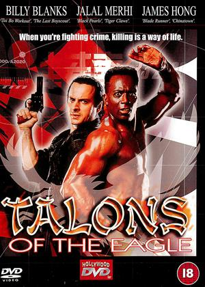 Rent Talons of the Eagle Online DVD Rental
