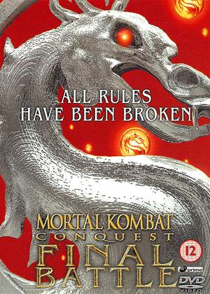 Rent Mortal Kombat Conquest: Final Battle Online DVD Rental
