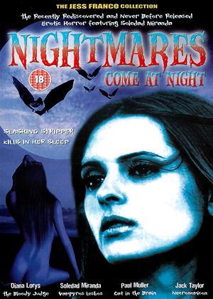 Rent Nightmares Come at Night (aka Les cauchemars naissent la nuit) Online DVD & Blu-ray Rental