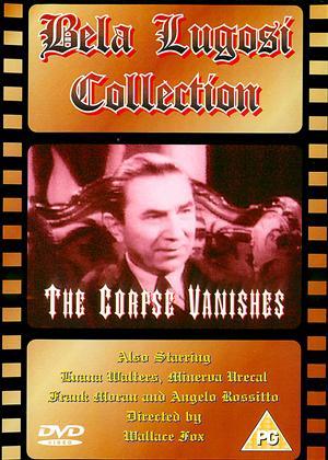 Rent The Corpse Vanishes Online DVD Rental