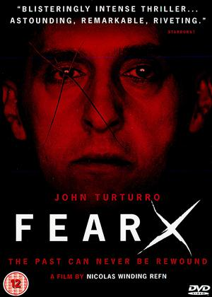 Rent Fear X Online DVD Rental