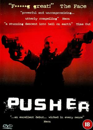 Rent Pusher Online DVD Rental